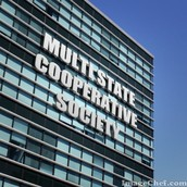Multi state cooperative societies