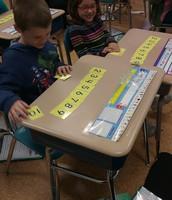 1st Grade Equations