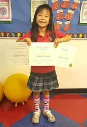 Trimester Principal Award Winners