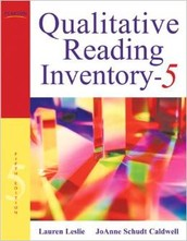 Qualitative Reading Inventory (QRI) Training