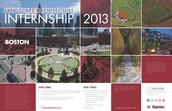 Landscape and Architecture Internship
