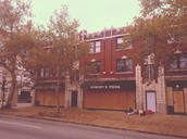 A picture of our donated building on N. Kingshighway
