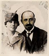 Juan Ramón y Zenobia