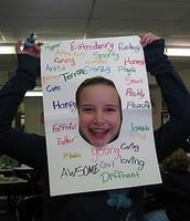 4th Grade - Self-Esteem Frame