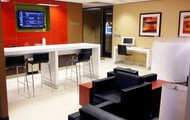 Modern Business Lounge