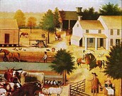 Farm Life in Pennsylvania