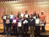 Leola School Bee: Our contestants from grade 6