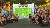Greek Week: Animal Planet!