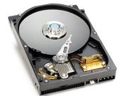 Inside of a Hard disk