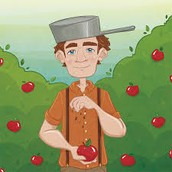 Johnny Appleseed's super human strength