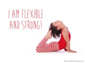 The benefits of being flexible.