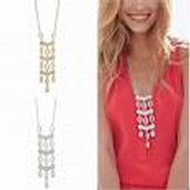 Kimberly necklace - silver - Orig. 89.00 NOW $40.00