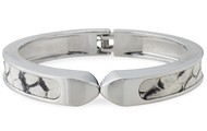 Emereson bangle - silver NOW $39