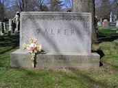 Madam CJ Walkers grave.