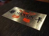 Shoguns in Tyler