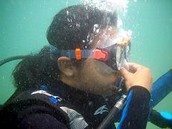 underwater science-ear and equalising