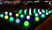 LED發光圓球