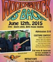 Woodstock Is Back