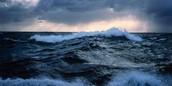 Ocean Garbage Gyres