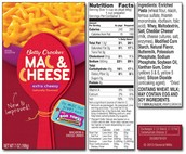 General Mills Mac & Cheese