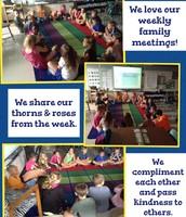 Ms. Mason Family Meeting