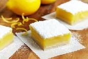 die Zitrone Bars