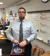 Mr. Dustin Stroud