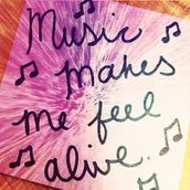 How music makes me feel