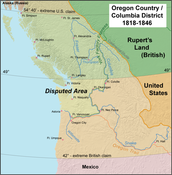 1827 Oregon treaty