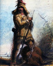 How were the Mountain Men and Fur Trappers affected?