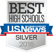 US News & World Report has Listed Homer High as a Silver Award Winning School!