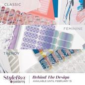 February Stylebox