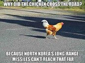 reason one not to go to North Korea