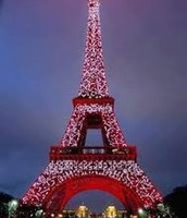 they decorate the ifil tower