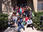 8th Grade College Visit