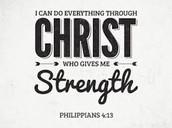 Strength Bible Verse