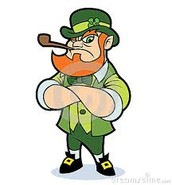 Angry Leprechaun That Fell For Trap