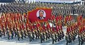 דוגמא למדינה שיש בה משטר טוטאליטרי כיום: צפון קוריאה.