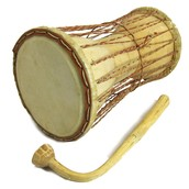 Structure of the Talking Drum