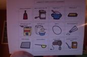 Recipe ingredience