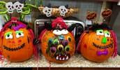 Fun pumpkin creations!