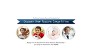Discover Your Passion Competition Timeline