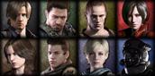 2. Resident Evil Series