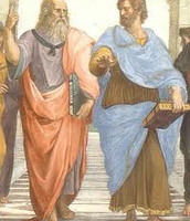 Pato and Aristotle