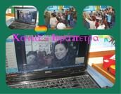Διαδικτυακή σύνδεση με Χανιά στις 21-11-2014