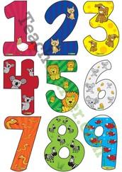Learning Numbers Fun!