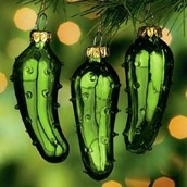 pickle of the tree