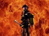 #3 Firefighter