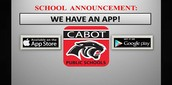 Cabot Public Schools has an app!