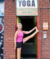 Yoga Trainer - Susan WANMER